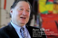 Ronald Richard on the Cleveland School of Science and Medicine