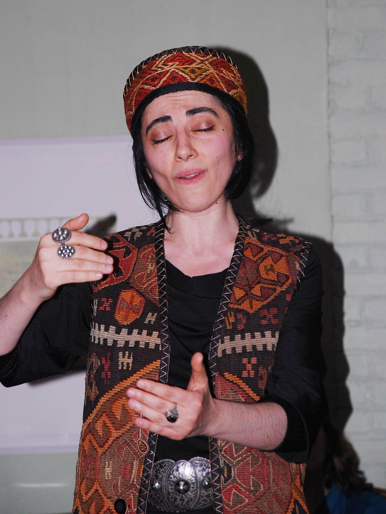 Lucineh Hovanissian