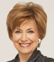 2013 Annual Meeting, with Jane Pauley
