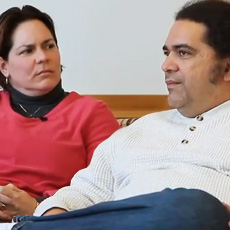 Meira Marrero and Josè Toirac