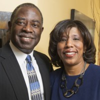 Connie and Kevin Johnson