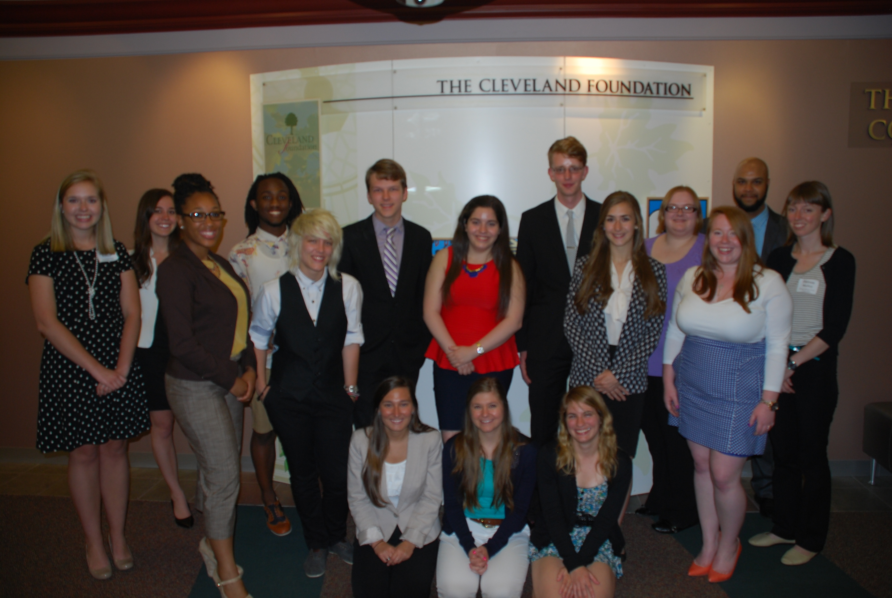 2014 summer interns