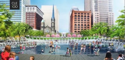 Video: Cleveland Foundation Centennial Plaza - $8M Grant