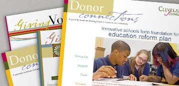Donor Publications