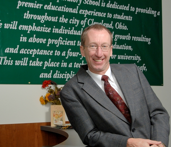 John Zitzner, president of Friends of Breakthrough Schools