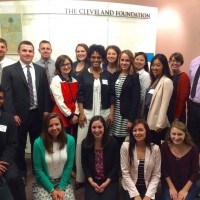 The 2015 summer intern cohort