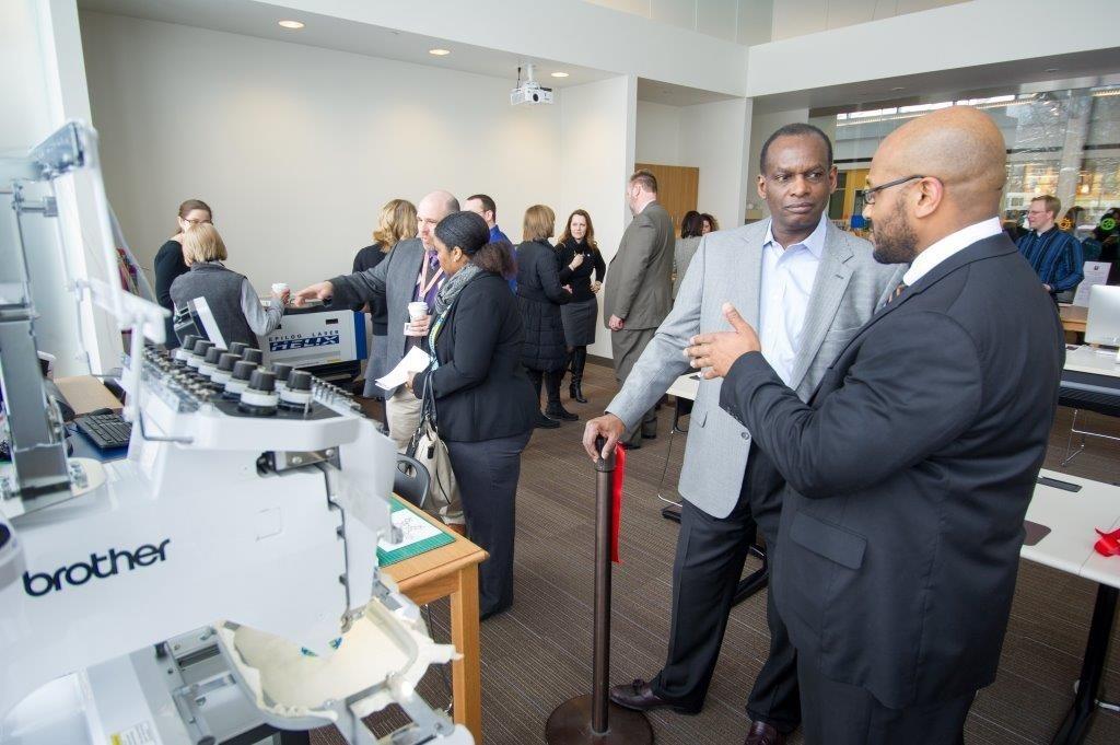Innovation Center Opening g