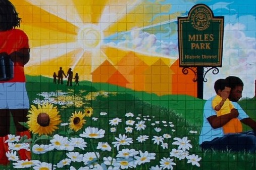 Mural, Union Miles Development Corporation