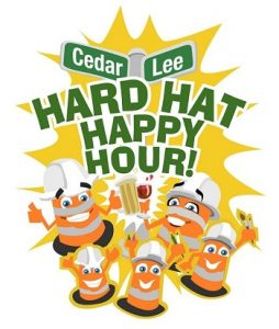 Cedar Lee Cleveland Heights Ohio Hard Hat Happy Hour