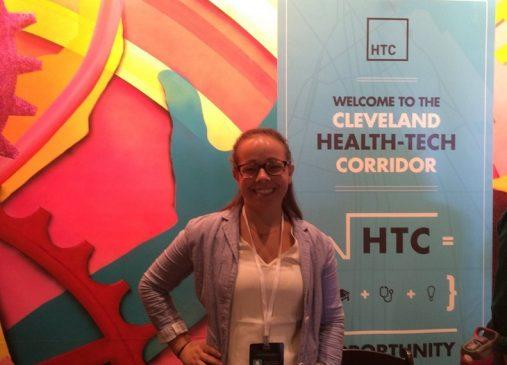Haley Marblestone Cleveland Health Tech Corridor