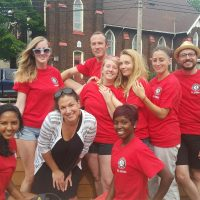 AIDS Funding Collaborative Task Force Greater Cleveland AIDS United AmeriCorps team