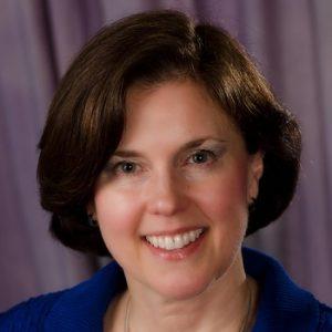 Portrait of Kaye Ridolfi