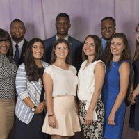 Group portrait of Cleveland Public Service Fellows