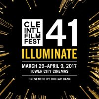 Logo for 41st Annual Cleveland International Film Festival