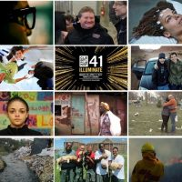 Composite of still images from CIFF Global Health Competition Films