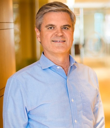 Photo of AOL co-founder, author and philanthropist Steve Case