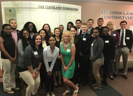 Cleveland Foundation Summer Interns