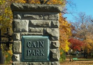 Common Ground - Cain Park