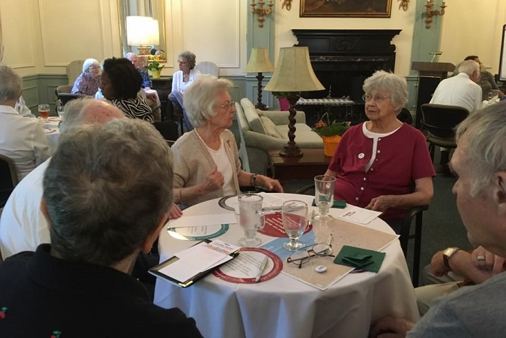 Judson Smart Living hosted a Common Ground conversation to discuss the changing face of aging in Northeast Ohio. (Photo credit: Judson Smart Living)