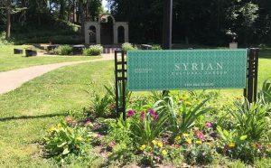 Common Ground - Syrian Culture Garden