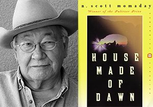 Momaday Headshot Cover Combo