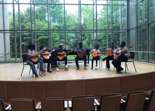 Cleveland Classical Guitar Society