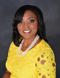 Christal Jackson, featured speaker