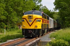CVNP railroad