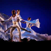 Inlet Dance Theatre dancers onstage during performance