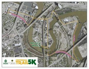 5k route map larger - social size