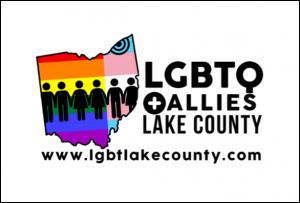 LGBTQ+ Allies logo